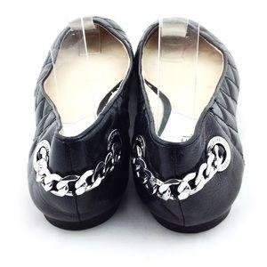 Michael Kors Shoes - Michael Kors Quilted Ballet Flats 8.5